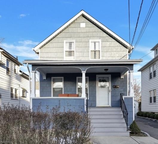 202 Cedar St, Garwood Boro, NJ 07027 (MLS #3532105) :: The Dekanski Home Selling Team