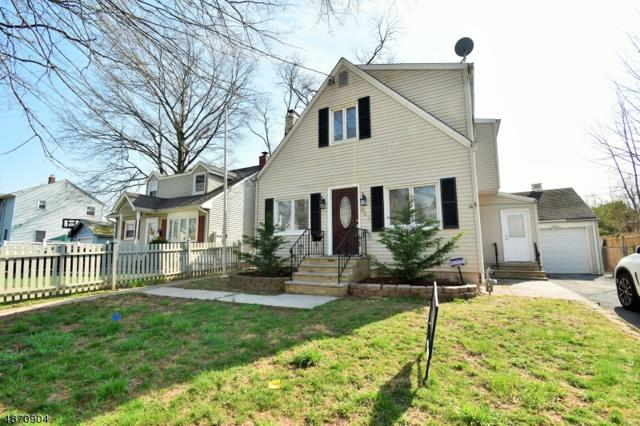 652 Thomas Pl, Rahway City, NJ 07065 (MLS #3532111) :: The Dekanski Home Selling Team