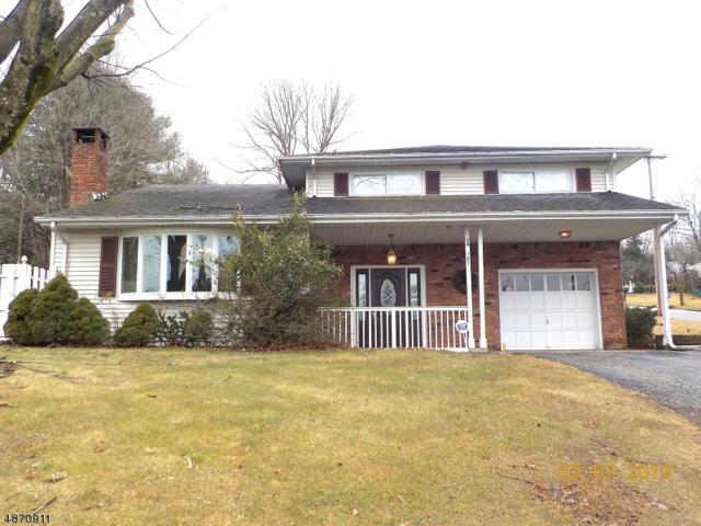 167 Pine Brook Rd, Montville Twp., NJ 07045 (MLS #3532126) :: SR Real Estate Group