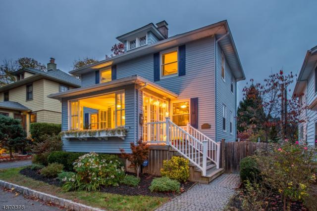 8 Fernwood Place, Montclair Twp., NJ 07043 (MLS #3532132) :: Coldwell Banker Residential Brokerage