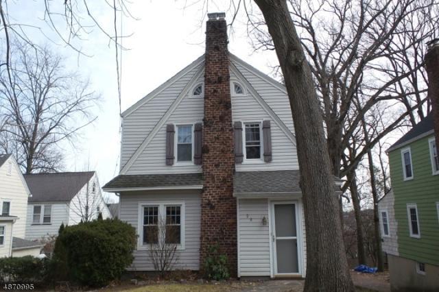 38 Oakridge Rd, West Orange Twp., NJ 07052 (MLS #3532210) :: Coldwell Banker Residential Brokerage