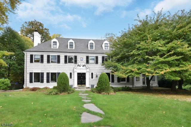 117 Bellevue Ave, Montclair Twp., NJ 07043 (MLS #3532341) :: Coldwell Banker Residential Brokerage