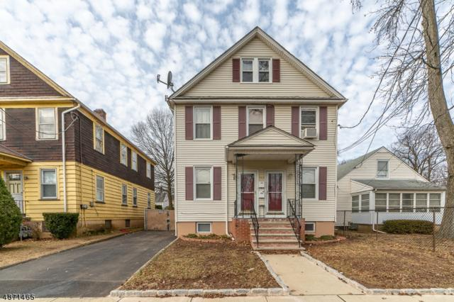 868 Bishop St, Union Twp., NJ 07083 (MLS #3532639) :: Zebaida Group at Keller Williams Realty