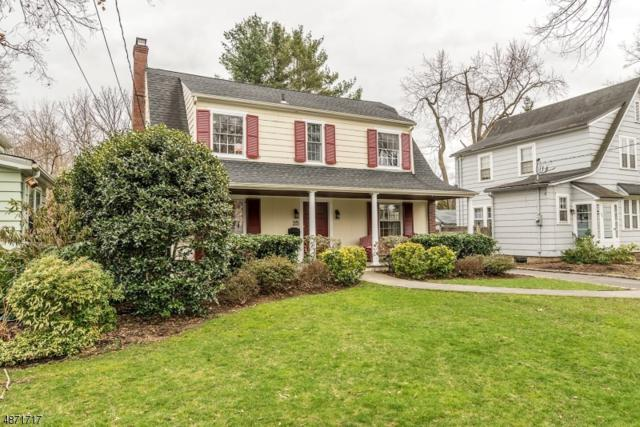 25 Olmstead Rd, Morristown Town, NJ 07960 (#3532849) :: Jason Freeby Group at Keller Williams Real Estate