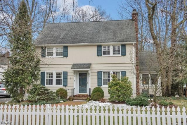 140 Ashland Rd, Summit City, NJ 07901 (MLS #3532892) :: SR Real Estate Group