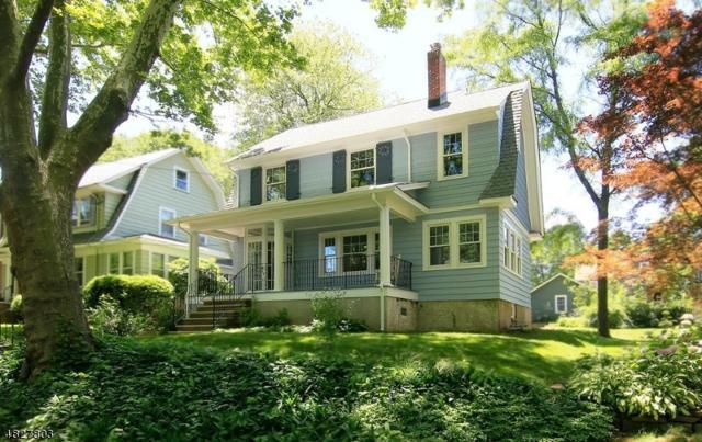 86 Plymouth Ave, Maplewood Twp., NJ 07040 (MLS #3532968) :: Zebaida Group at Keller Williams Realty