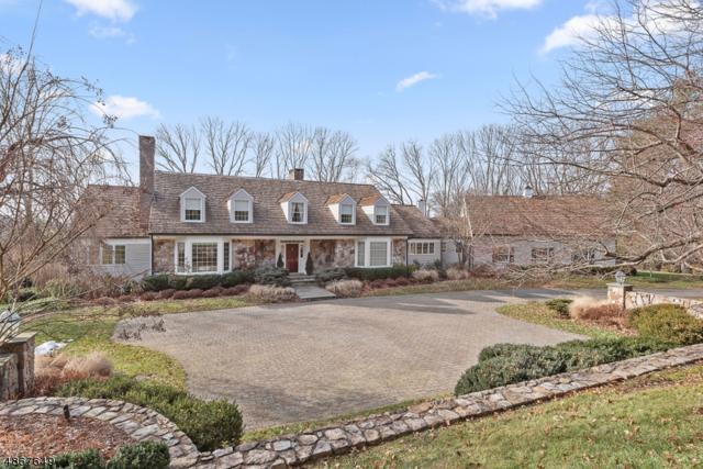 154 Mountview Lane, Bernardsville Boro, NJ 07924 (MLS #3533189) :: Coldwell Banker Residential Brokerage