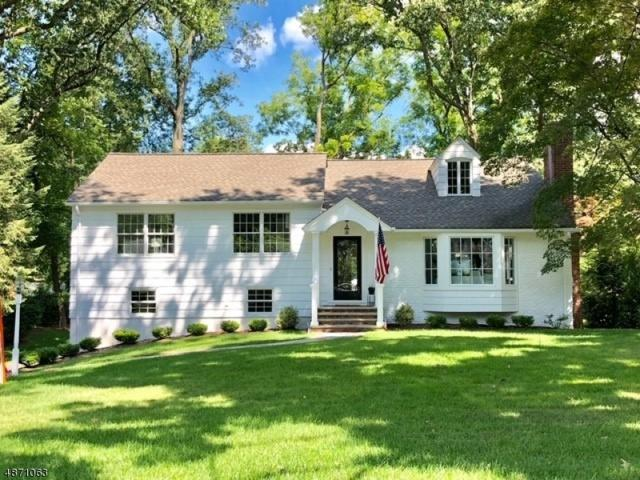 4 Crestwood Dr, Chatham Twp., NJ 07928 (MLS #3533219) :: Radius Realty Group