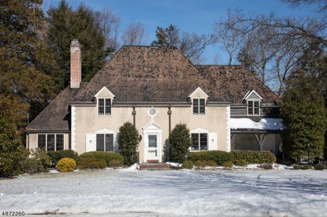 8 Edgewood Dr, Summit City, NJ 07901 (MLS #3533334) :: The Dekanski Home Selling Team