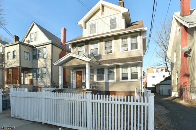 133 Shephard Ave, Newark City, NJ 07112 (MLS #3533338) :: William Raveis Baer & McIntosh