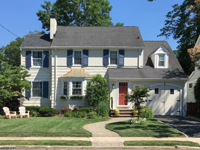 48 Headley Pl, Maplewood Twp., NJ 07040 (MLS #3533392) :: Radius Realty Group