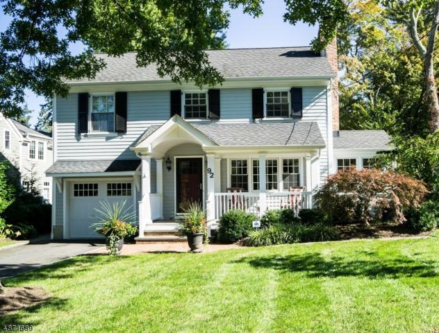 92 Larned Rd, Summit City, NJ 07901 (MLS #3533664) :: SR Real Estate Group