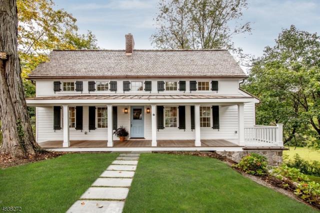 37 W Oak St, Bernards Twp., NJ 07920 (MLS #3533665) :: SR Real Estate Group