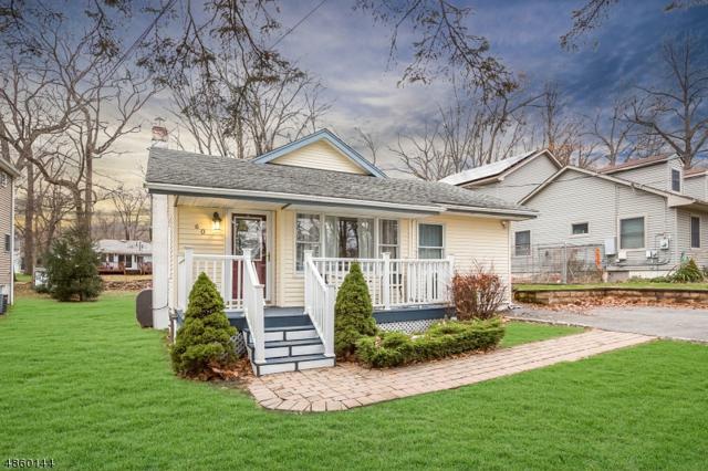 60 W Lake Shore Dr, Rockaway Twp., NJ 07866 (MLS #3533929) :: Coldwell Banker Residential Brokerage