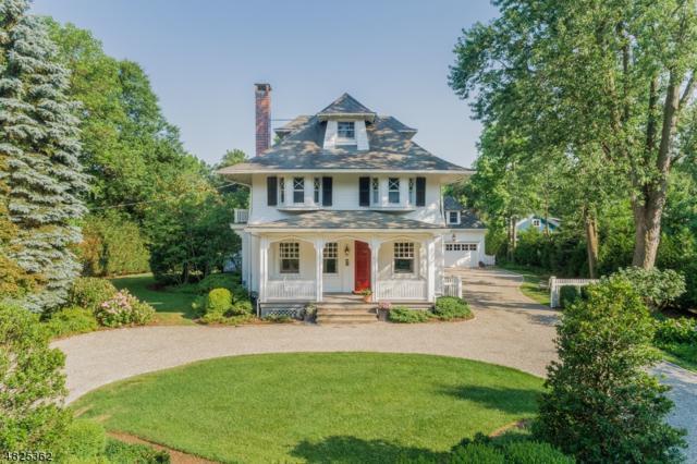 42 Jefferson Avenue, Millburn Twp., NJ 07078 (MLS #3535034) :: Coldwell Banker Residential Brokerage
