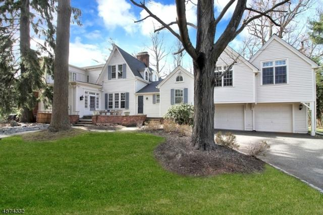 2 Tall Pine Ln, Millburn Twp., NJ 07078 (MLS #3535527) :: The Sue Adler Team