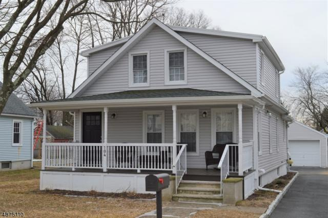 104 Fairchild Avenue, Morris Twp., NJ 07950 (MLS #3536023) :: SR Real Estate Group