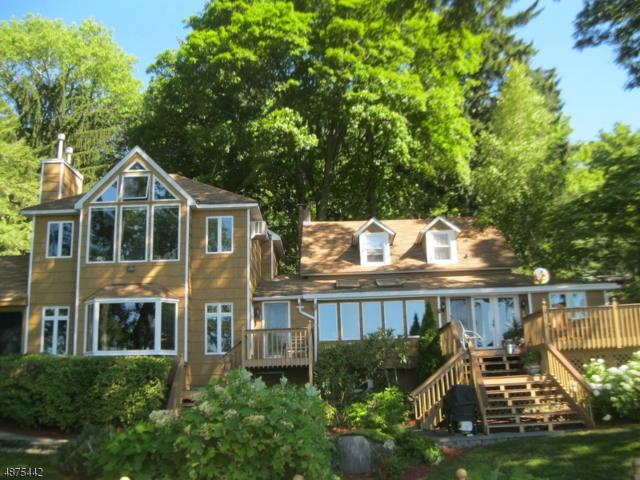 94 Lower North Shore Rd, Frankford Twp., NJ 07826 (MLS #3536305) :: Coldwell Banker Residential Brokerage