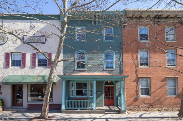 42 N Main St, Lambertville City, NJ 08530 (MLS #3536647) :: SR Real Estate Group