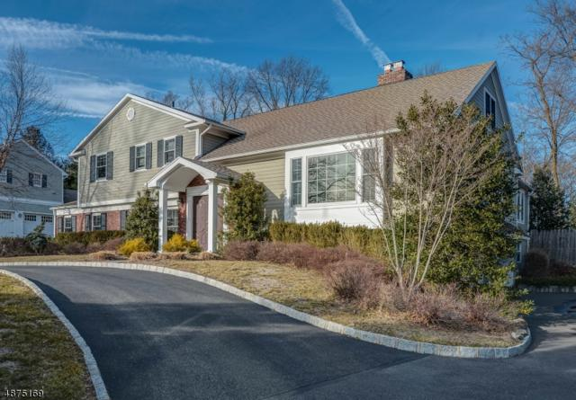 27 Briarwood Dr, Millburn Twp., NJ 07078 (MLS #3536671) :: The Sue Adler Team