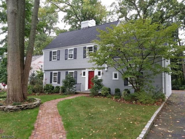 19 Scudder Rd, Westfield Town, NJ 07090 (MLS #3536935) :: Team Francesco/Christie's International Real Estate