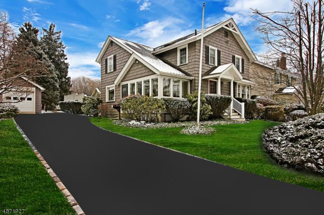 176 Walnut Ave, Mountainside Boro, NJ 07092 (MLS #3537002) :: The Dekanski Home Selling Team