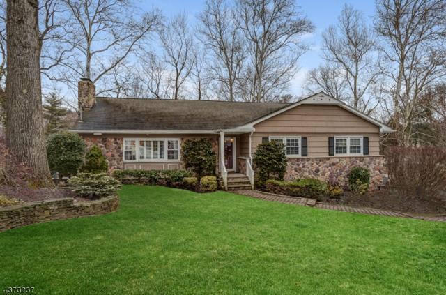 1450 Fernwood Rd, Mountainside Boro, NJ 07092 (MLS #3537471) :: The Dekanski Home Selling Team