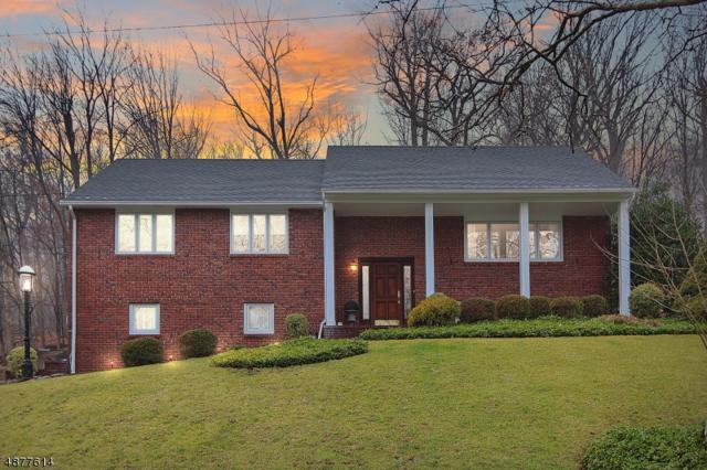 1177 Ridge Dr, Mountainside Boro, NJ 07092 (MLS #3538197) :: The Dekanski Home Selling Team