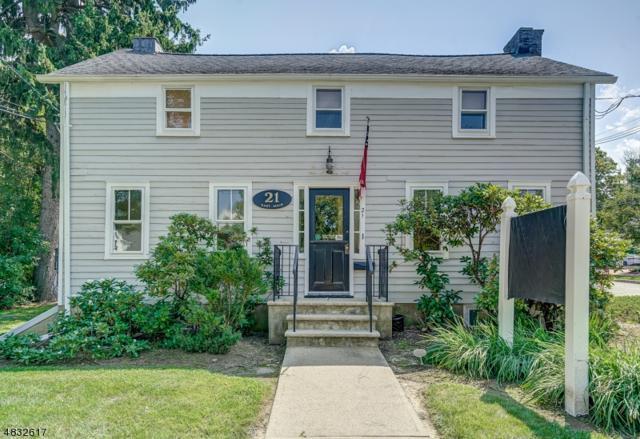 21 E Main St, Mendham Boro, NJ 07945 (MLS #3538238) :: SR Real Estate Group