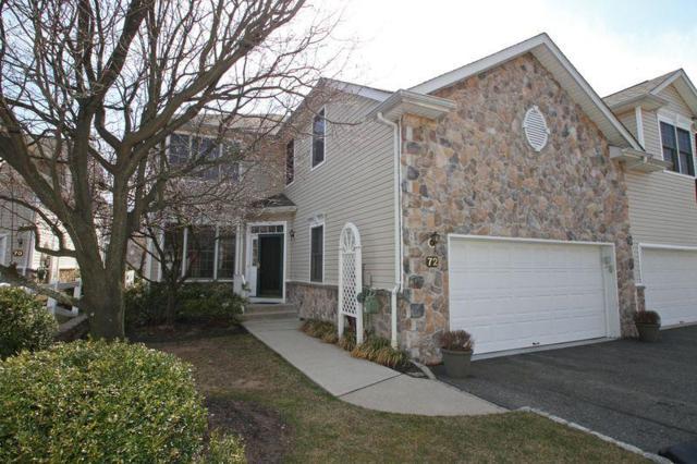 72 O'connor Cir, West Orange Twp., NJ 07052 (MLS #3538385) :: Zebaida Group at Keller Williams Realty