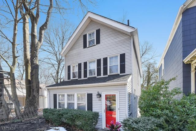 30 S Ridgewood Rd, South Orange Village Twp., NJ 07079 (MLS #3538429) :: Coldwell Banker Residential Brokerage