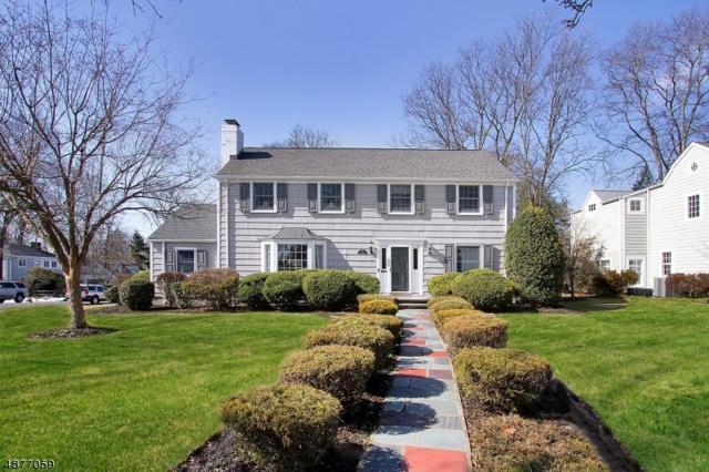 757 Kimball Ave, Westfield Town, NJ 07090 (MLS #3538490) :: Team Francesco/Christie's International Real Estate