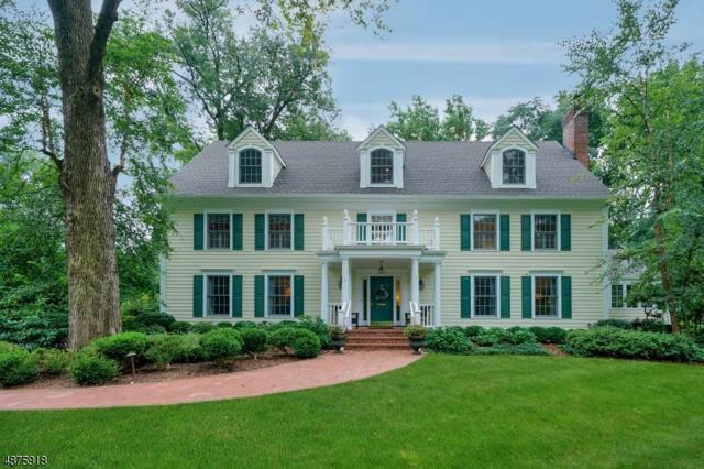 153 Bellevue Ave, Summit City, NJ 07901 (MLS #3538789) :: The Dekanski Home Selling Team