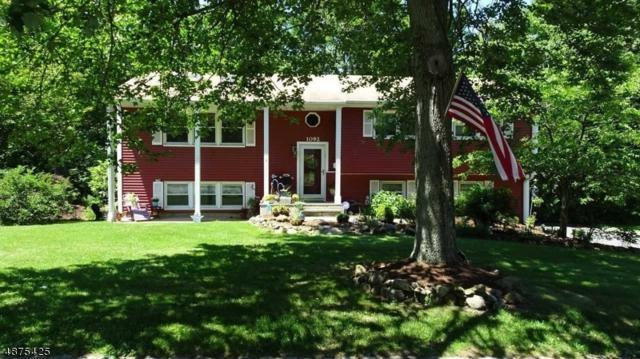 1092 Saddle Brook Rd, Mountainside Boro, NJ 07092 (MLS #3538920) :: The Dekanski Home Selling Team