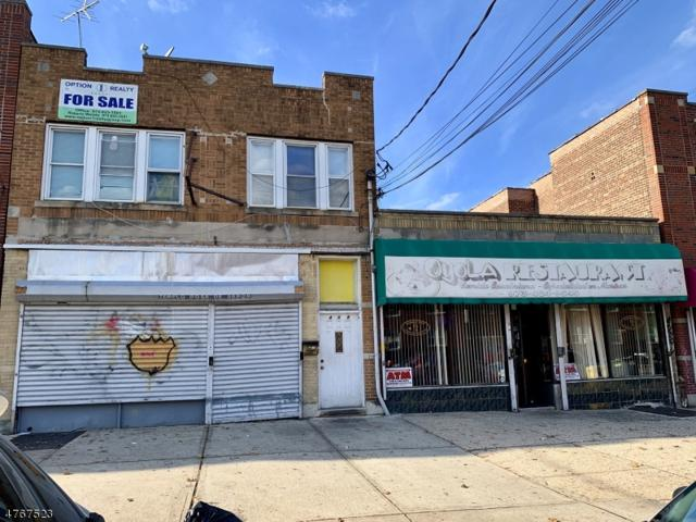 468 Roseville Ave, Newark City, NJ 07107 (MLS #3538967) :: Team Francesco/Christie's International Real Estate