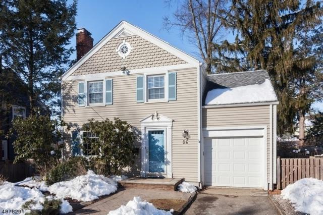 26 Westland Rd, Cedar Grove Twp., NJ 07009 (MLS #3539131) :: William Raveis Baer & McIntosh