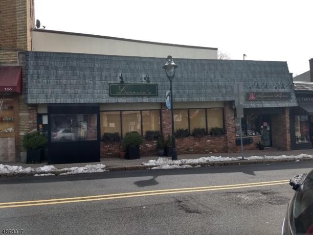 168 Maplewood, Maplewood Twp., NJ 07040 (MLS #3539179) :: The Sue Adler Team