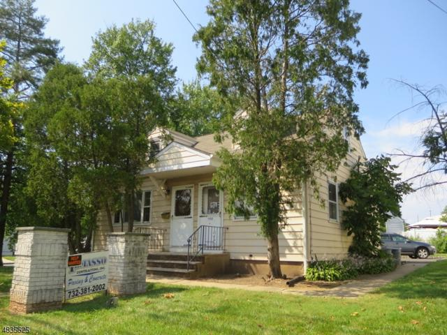 1158 Raritan Rd, Clark Twp., NJ 07066 (MLS #3539222) :: The Sue Adler Team
