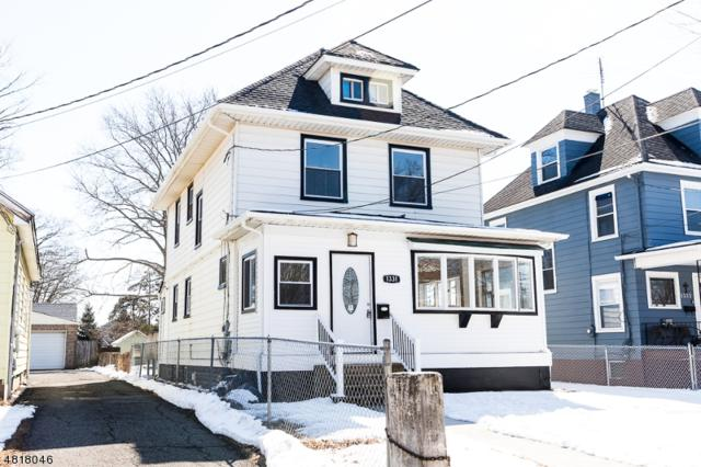 1329 W 4Th St, Plainfield City, NJ 07063 (MLS #3539313) :: Coldwell Banker Residential Brokerage