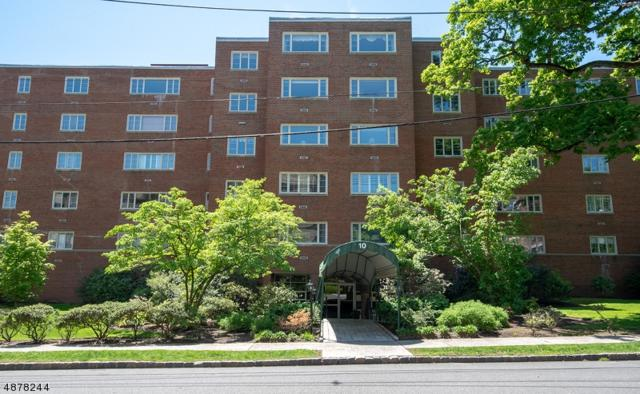 10 Euclid Ave #403, Summit City, NJ 07901 (MLS #3539357) :: The Sue Adler Team