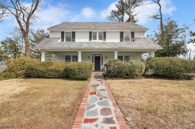 4 Green Hill Rd, Morristown Town, NJ 07960 (MLS #3539479) :: SR Real Estate Group