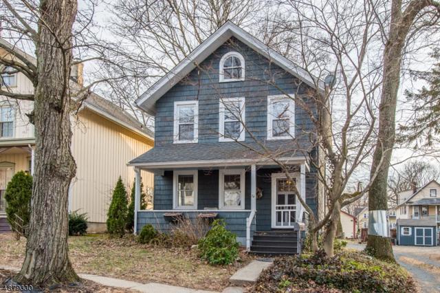 74 2ND ST, South Orange Village Twp., NJ 07079 (MLS #3539779) :: The Dekanski Home Selling Team