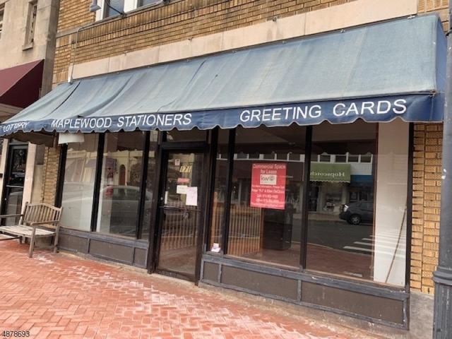 171 Maplewood Ave, Maplewood Twp., NJ 07040 (MLS #3539801) :: The Sue Adler Team