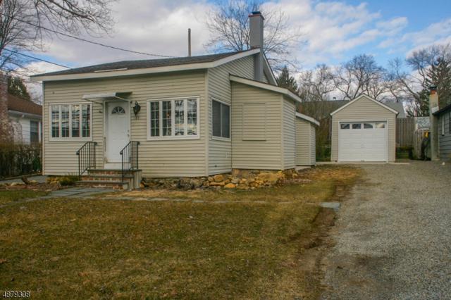 152 Sand Shore Rd, Mount Olive Twp., NJ 07828 (MLS #3539814) :: The Dekanski Home Selling Team