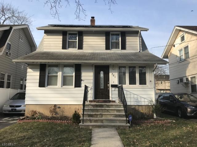 781 Nicholas Pl, Rahway City, NJ 07065 (MLS #3540002) :: The Dekanski Home Selling Team