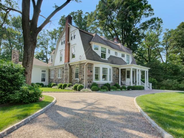 28 Hill Crest Ave, Summit City, NJ 07901 (MLS #3540061) :: The Dekanski Home Selling Team