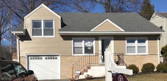 201 Sadler Rd, Bloomfield Twp., NJ 07003 (#3540300) :: Group BK