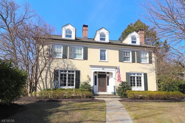 86 Hobart Ave, Summit City, NJ 07901 (MLS #3540333) :: The Dekanski Home Selling Team