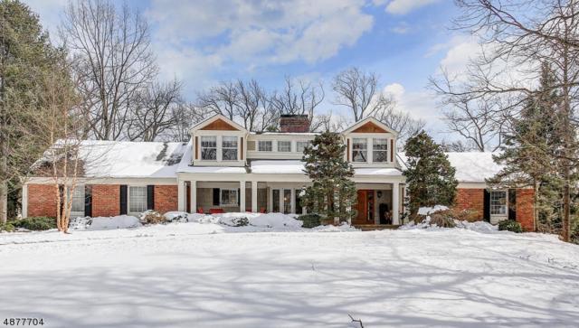 2 Breeze Knoll Dr, Westfield Town, NJ 07090 (MLS #3540431) :: The Dekanski Home Selling Team