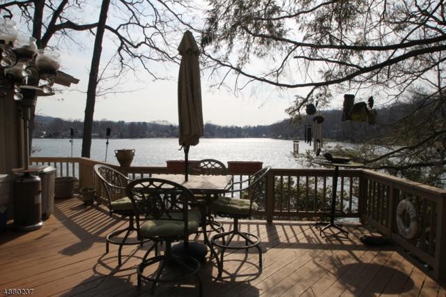 45 Island Trl, Sparta Twp., NJ 07871 (MLS #3540614) :: William Raveis Baer & McIntosh
